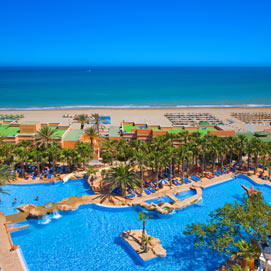 Hoteles en almer a hoteles playa senator oficial for Hotel familiar valencia playa