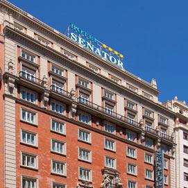Hoteles de playa y urbanos playa senator mejor precio for Hoteles especiales madrid