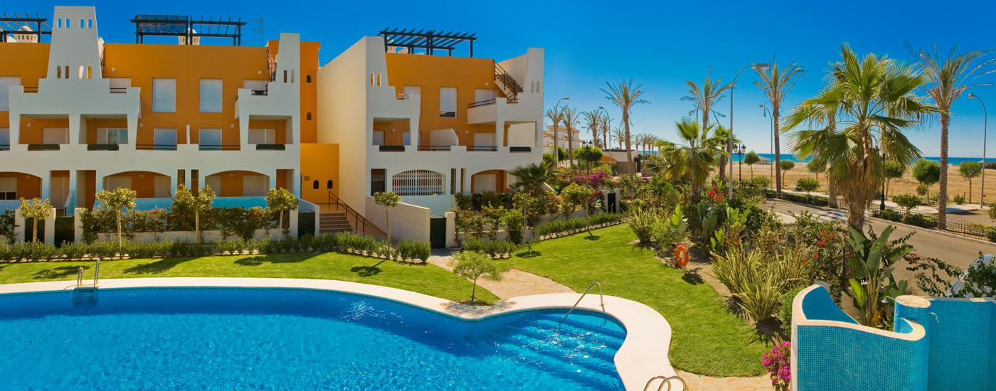 Apartamentos para so playa vera almer a web oficial - Apartamentos en granada playa ...