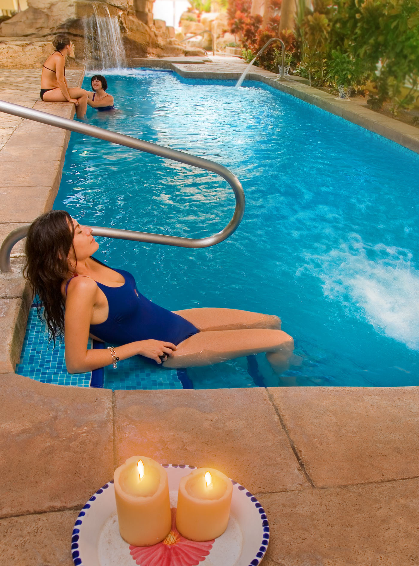 Fotos playasol spa hotel 4 web oficial for Piscina barajas